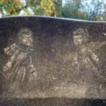 Tombstone Tuesday: Creepy Angels