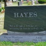 Tombstone Tuesday: Woody Hayes