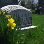Tombstone Tuesday: Springtime in the Cemetery