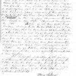 Digitizing War of 1812 Pension Files