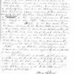 Digitizing War of 1812 Pension Files