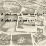 A Picture Isn't an Object
