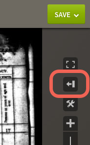 Ancestry Image Viewer menu icon