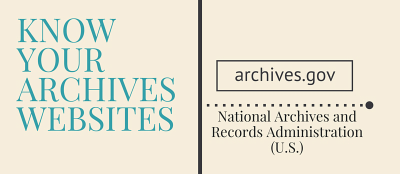 Know Your Archives Websites - twitter