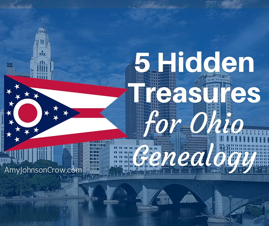 5 Hidden Treasures for Ohio Genealogy