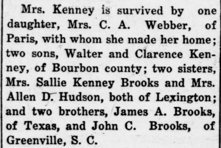 Bourbon News. (Paris, Kentucky), January 17, 1922. Chronicling America.