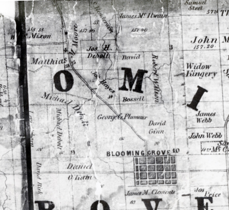 5 Types of Maps Every Genealogist Should Know - Landowner / Cadastral