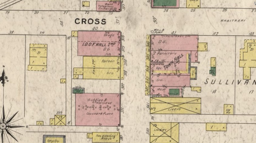 5 Types of Map Every Genealogist Should Know - Insurance Maps