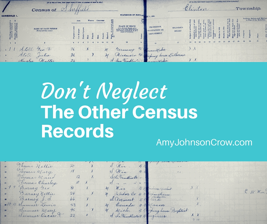 other census records