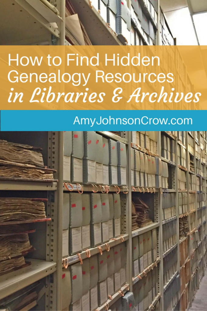 Searching for items in an online catalog isn't the same as searching in Google. Learn how to find more of the genealogy resources you're looking for.