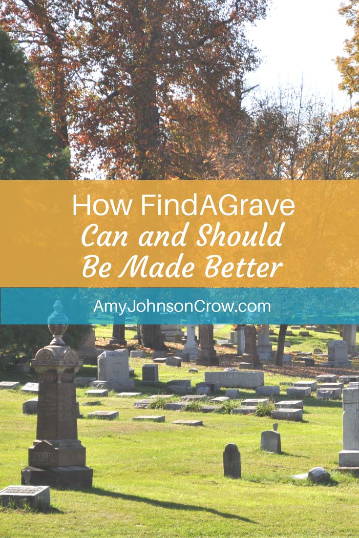 FindAGrave is an incredible resource for genealogy. However, there is a problem with its basic structure. Here's how FindAGrave can get out of the numbers game.