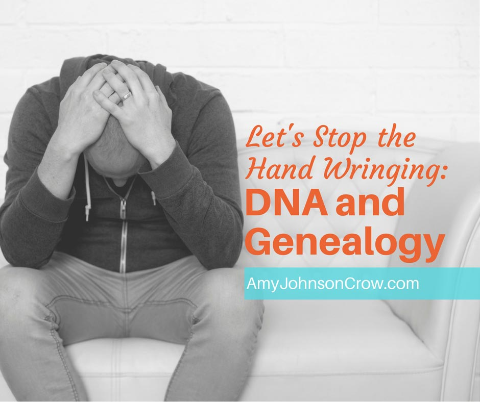 DNA and Genealogy