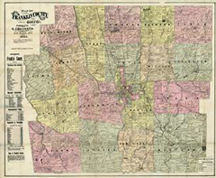 Franklin County Ohio 1883