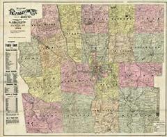 Franklin County Ohio 1883