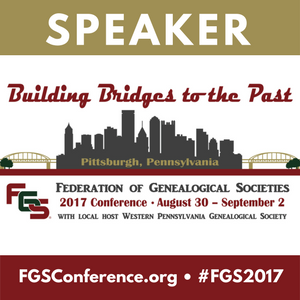 Federation of Genealogical Societies Annual Conference