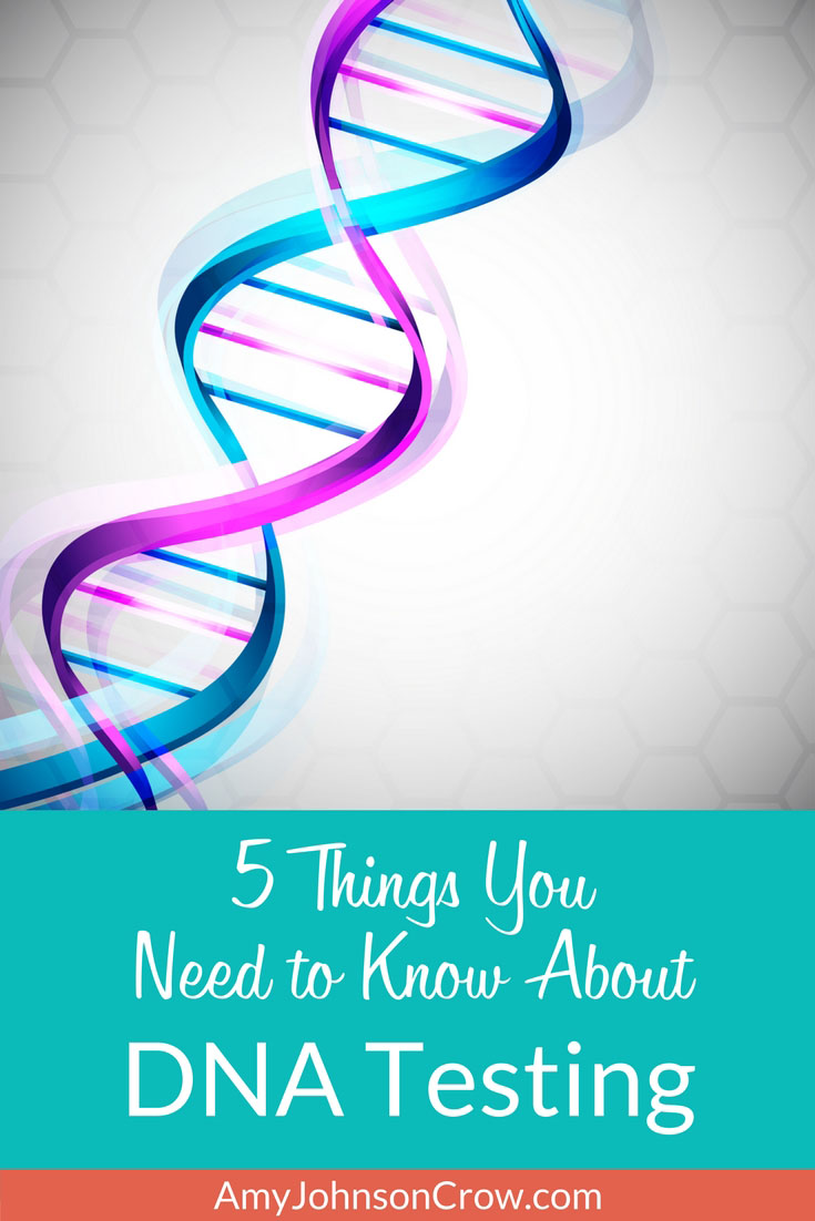 5 things you need to know about dna testing for genealogy for Where to go for dna testing