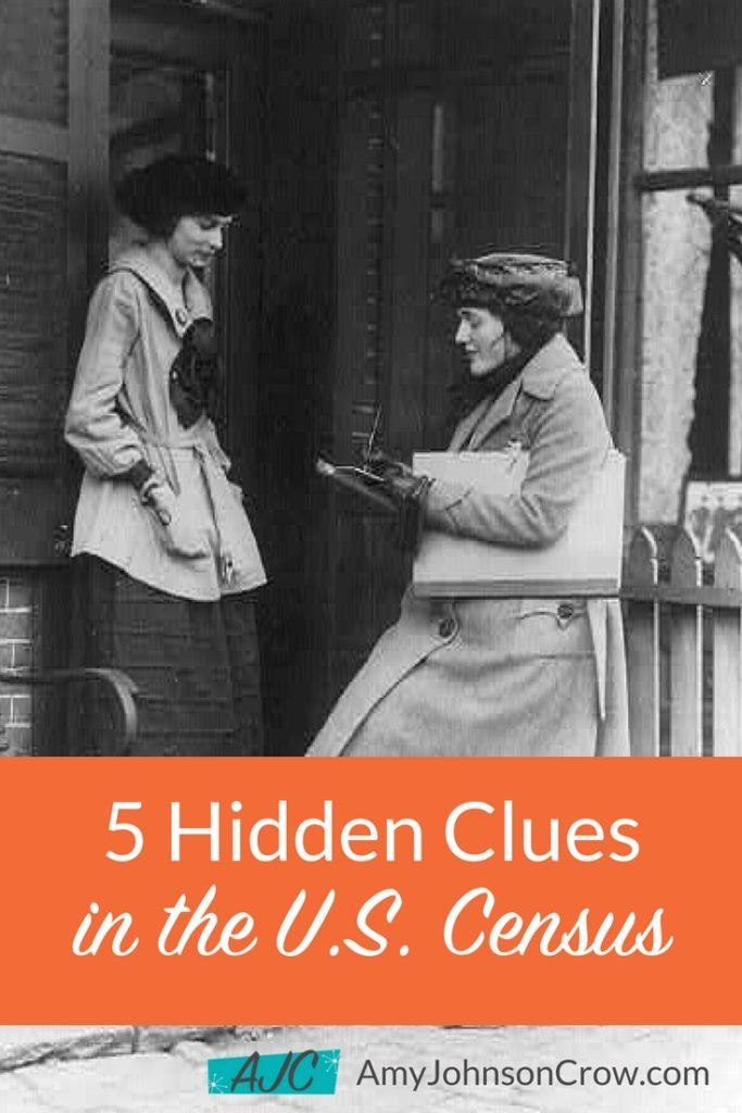 5 Hidden Clues in the US Census