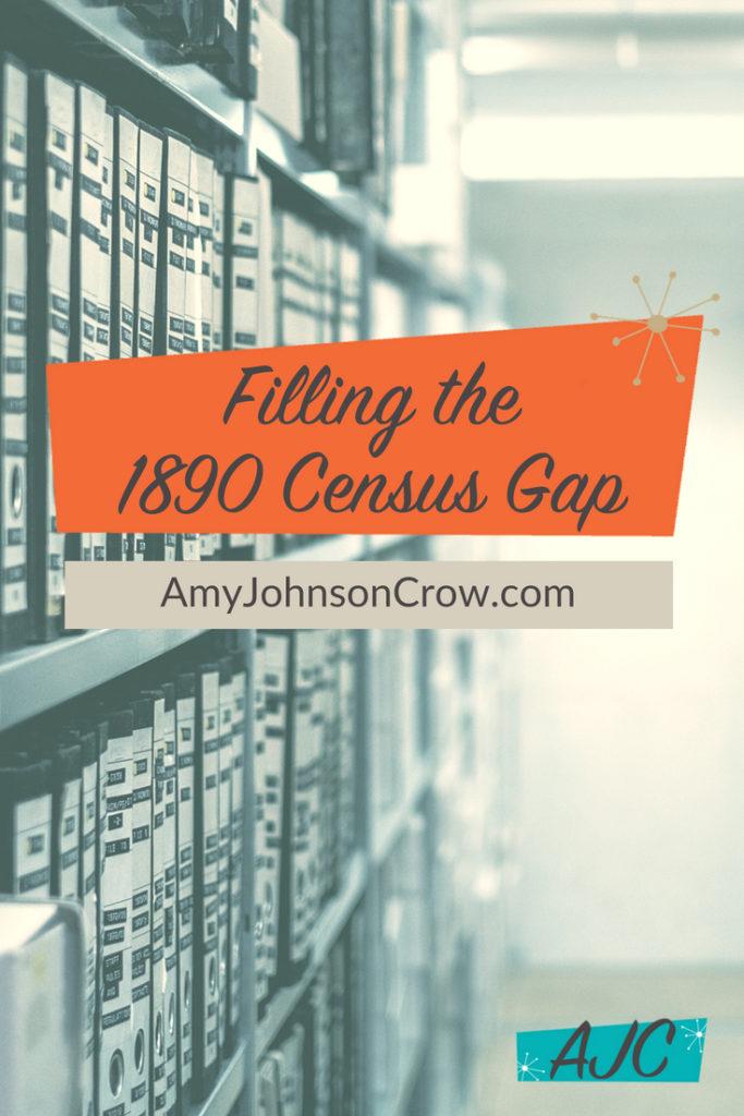 Filling the 1890 Census Gap