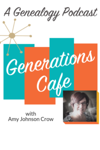 Generations Cafe - a Genealogy Podcast