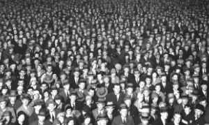 Can You Identify Your Ancestors - crowd