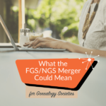 What the FGS/NGS Merger Could Mean for Societies