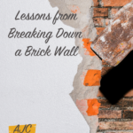 Lessons From Breaking Down a Brick Wall